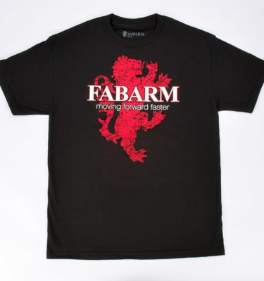 FABARM Lion T-Shirt (Black)