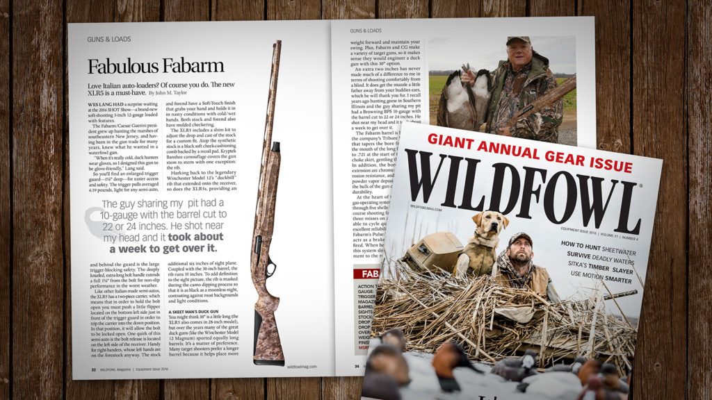 Fabarm-Wildfowl-Aug16-cover-sm