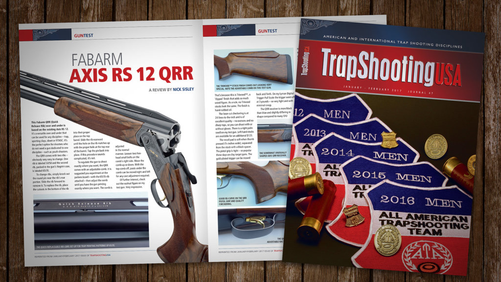 AXIS QRR Archives - FABARM USA